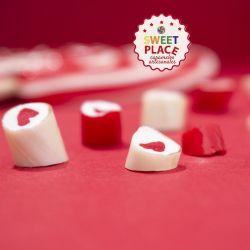 Candy Rocks San Valentín